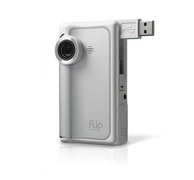 Flip video camera, $119