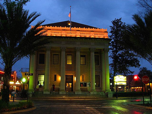 Hippodrome Theater, Gainesville, Florida