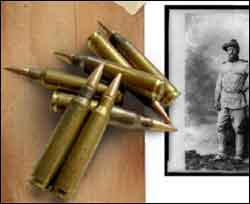 Rifle shells