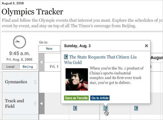 NYT articles accessible via tracker