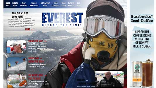 Everest: Discovery Channel