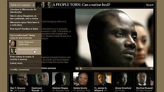 Liberians: Star Tribune
