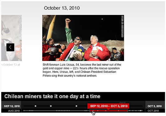 CNN: Trapped Chilean Miners